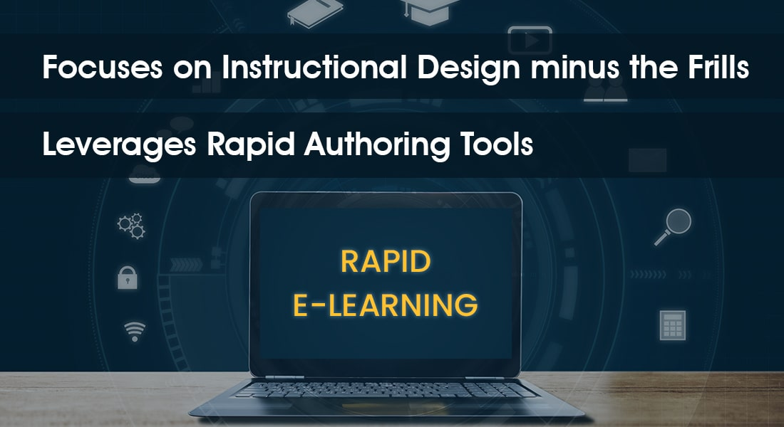 Rapid eLearning: Four Features and Four Benefits (That'll Make You Drool)!