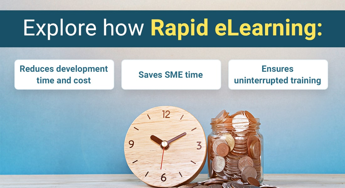 Rapid eLearning – Benefits for Corporate Training