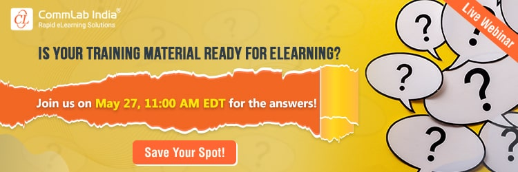 Is Your Training Material Ready for eLearning?