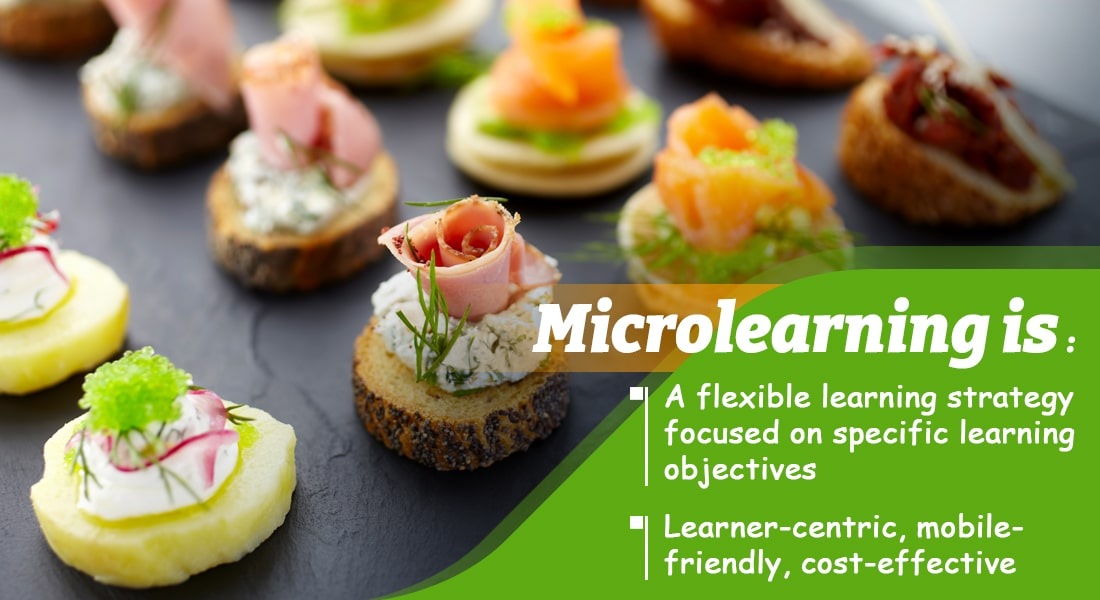 Microlearning – An Overview a Ready Reckoner for Training Mangers