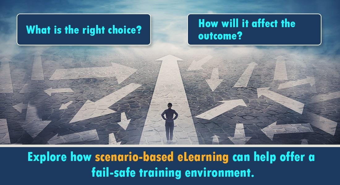 Scenario-based eLearning in a Nutshell