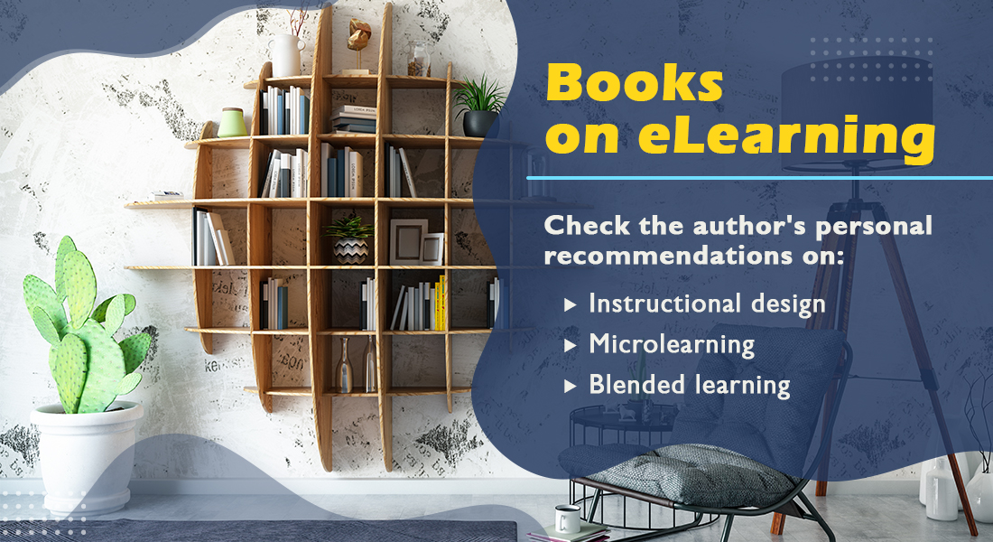 eLearning for Beginners – Book Recommendations