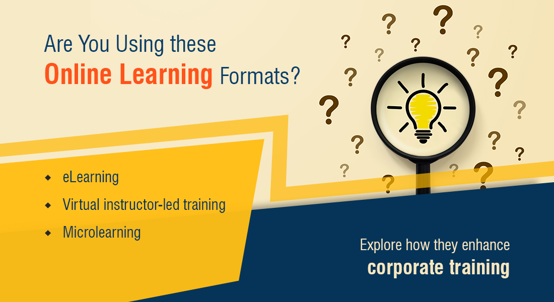 A Simple Guide to Four Popular Online Learning Formats