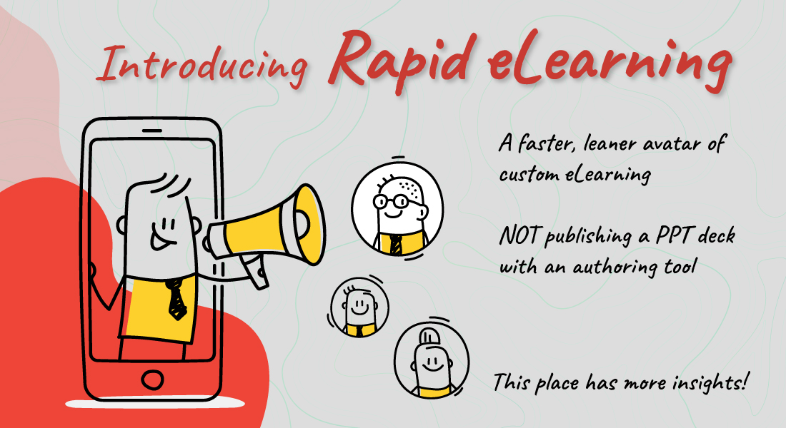 Do You Know the Real Rapid eLearning? [SlideShare]