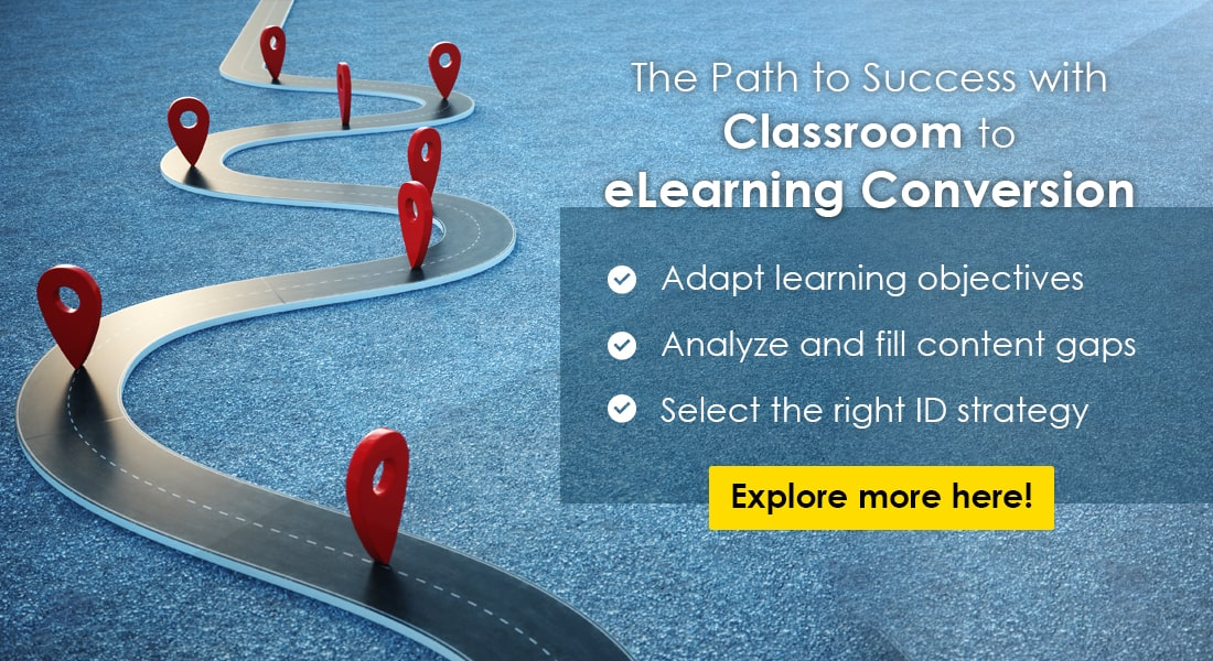 Why Convert ILT Material to eLearning and What to Expect From it