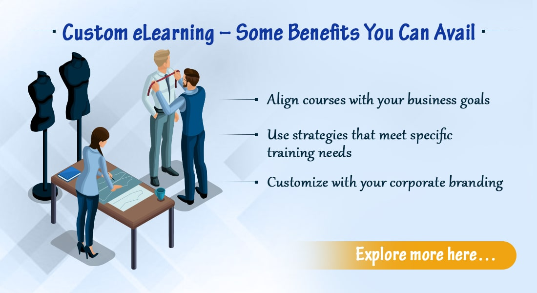 Custom eLearning – The Ultimate Guide to Smarter Corporate Training