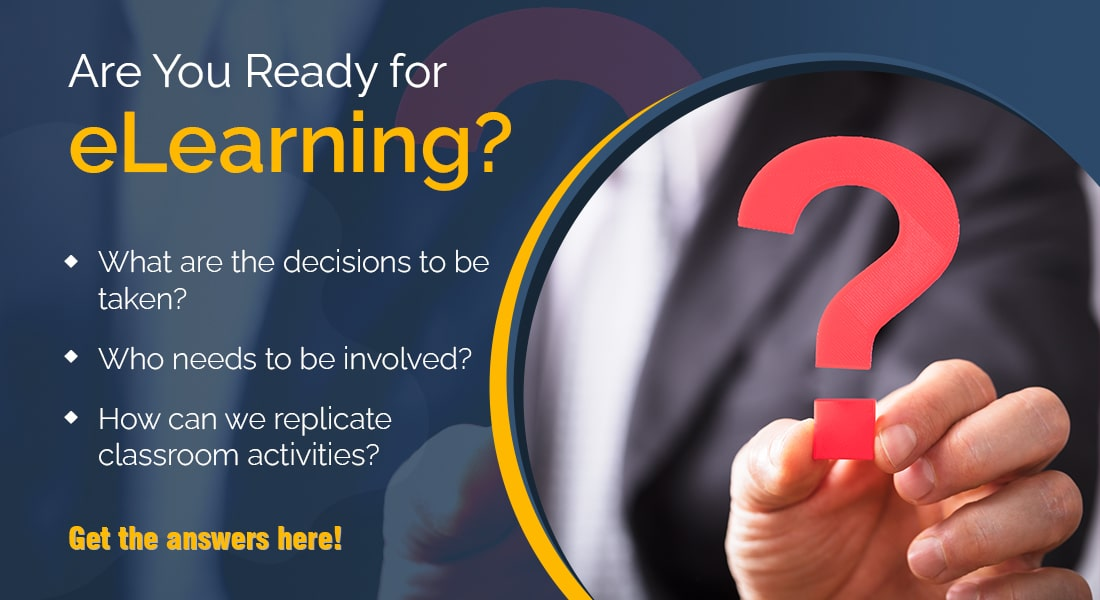 Are You Ready for eLearning? [SlideShare]