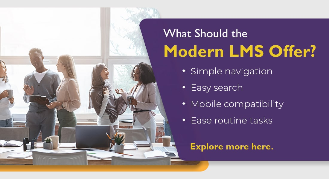 Learning Management System – A Modern Approach