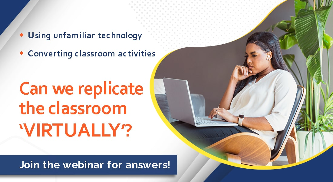 Virtual Instructor-led Training – Challenges, Solutions, and Strategies