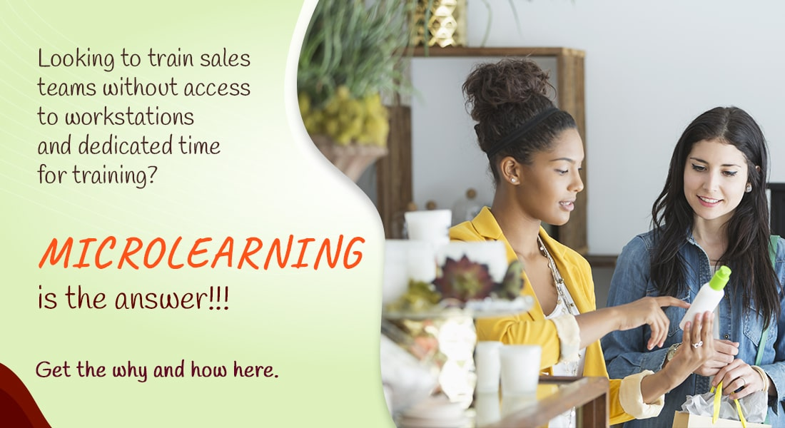 Microlearning and Sales Training – Why It's a Match Made in Heaven
