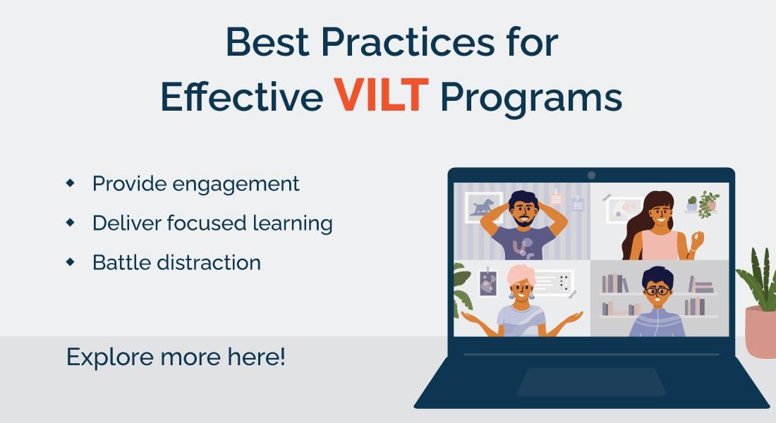 Virtual Instructor-led Training – Key Elements to Success