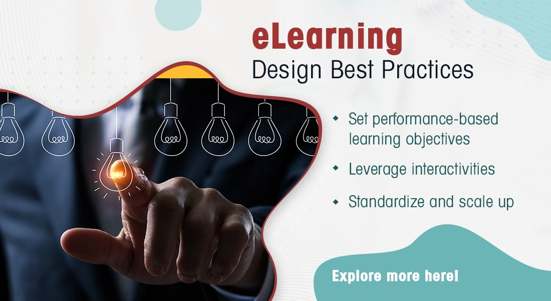 eLearning Design Best Practices for Engaging, Relevant Training!