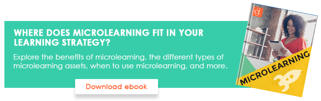 Where Does Microlearning Fit in Your Learning Strategy?