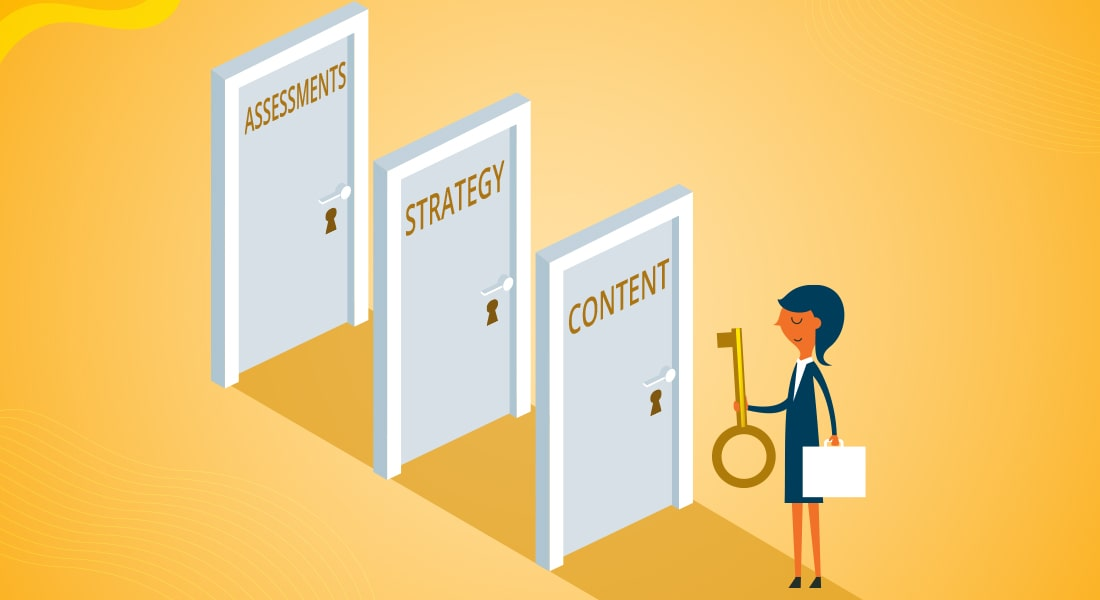 Learning Objectives: The Key to E-learning Content, Instructional Strategy, & Assessments