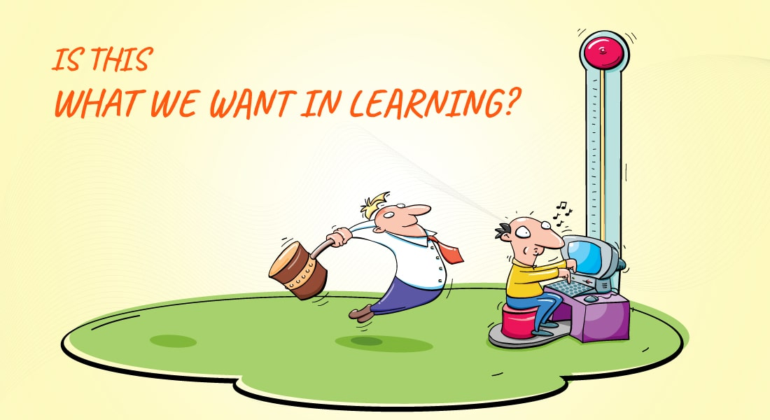 Does Rapid eLearning Really Dilute the Learning Experience?